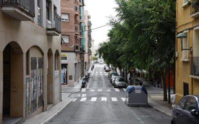 L'Ajuntament treu a concurs la redacció del projecte del carrer Orosi que tindrà un ús prioritari per als vianants