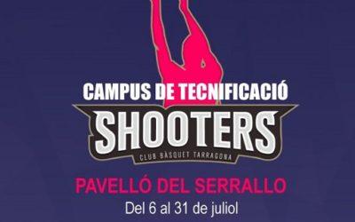 El CBT posa en marxa el Campus de Tecnificació Shooters