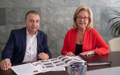 Jaume Francesch, nou president del Col·legi de Graduats Socials de Tarragona