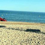L'Ajuntament habilita un canal de natació a la platja d'Altafulla