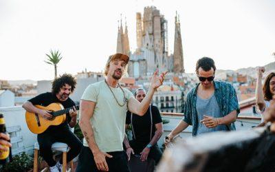 Macaco i Moritz roden a Tarragona part del videoclip de la cançó que lloa la resistència davant la Covid-19