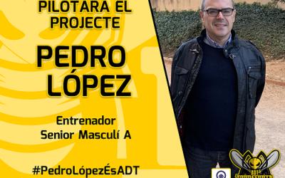 Pedro López dirigirà l'ADT a Copa Catalunya