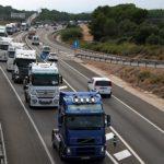 Restablertes les restriccions a vehicles pesants en diferents trams de l'N-340 i l'N-240