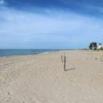 Creixell mantindrà oberta la platja per la Revetlla però amb restriccions per la Covid-19