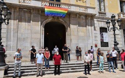 Tarragona fa seu el manifest LGBTI de la Generalitat