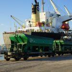 El Port i Renfe recuperen el transport de mercaderies per ferrocarril a Lleida després de més de 20 anys