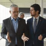 Granados exigeix a la Generalitat que compleixi amb el conveni  de la nova canalització del Barranc de Barenys