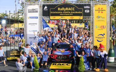 Salou serà l'epicentre del 56 RallyRACC Catalunya-Costa Daurada, que es disputarà els pròxims 23 i 24 d'octubre