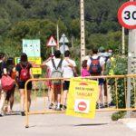 Preocupació a Alcover, Siurana i Prades per evitar aglomeracions al riu i a les muntanyes