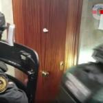 Armes de foc intervingudes a Cambrils desmantellen una organització criminal espanyola