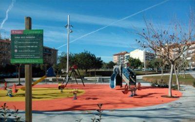 L'Ajuntament de Tarragona reobre aquest dilluns els parcs infantils de la ciutat