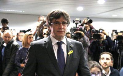 Comunicat conjunt de l'equip de govern de Tarragona en favor de l'alliberament de Puigdemont i la fi de la repressió