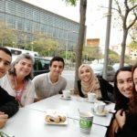 Cinc estudiants del Marroc cursen un màster a la URV per desenvolupar projectes empresarials al seu país