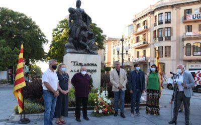 Tarragona recorda els herois del Setge
