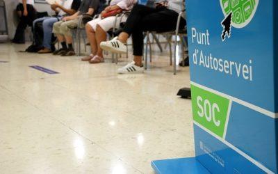 L'atur cau en 1.312 persones al març al Camp de Tarragona i les Terres de l'Ebre