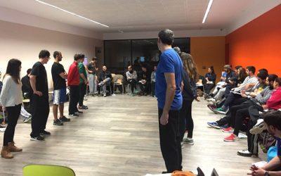 Tallers de formació del curs d'entrenadors de Nivell 0 a Tarragona
