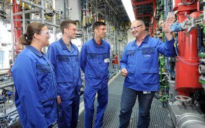 BASF gana l'IV Premi Aliança per a la FP Dual en la categoria de Gran Empresa