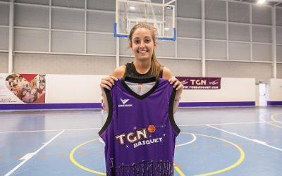 El TGN Bàsquet fitxa la base Helena Cortiella