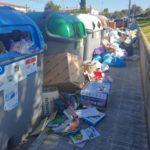 Comunicat de Torredembarra En Comú: 'Vergonyosa acumulació d'escombraries'