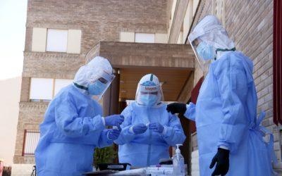 Segon dia consecutiu amb 16 contagiats a la demarcació per la Covid-19