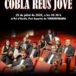 Concert de la Cobla Reus Jove el 25 de juliol a Torredembarra, gratuït amb reserva prèvia