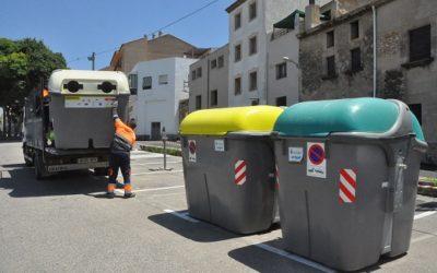 El servei porta a porta de Torredembarra recollirà l'orgànica cada dia durant l'estiu
