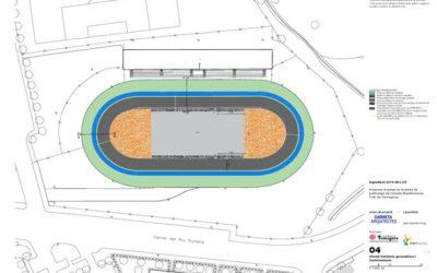 L'Ajuntament licita la pavimentació d'una pista de patinatge a l'interior del velòdrom de l'Anella