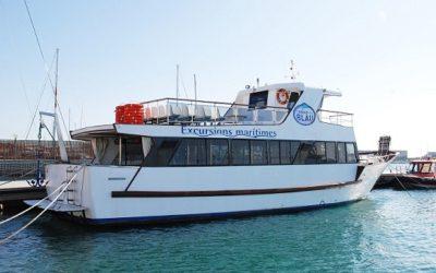 El Port ofereix, de forma gratuïta, un passeig en Golondrina a la ciutadania