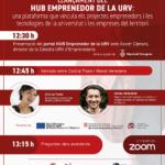 Divendres vinent es llança el HUB emprenedor de la URV