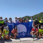 La Bandera Blava oneja ja a les platges de l'Arenal, de la Punta del Riu i del Torn