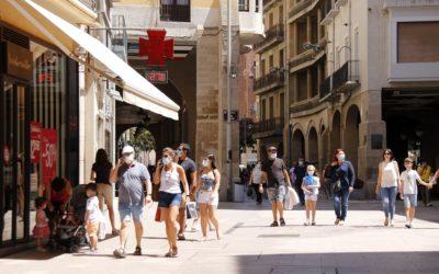Lleida i set municipis més del Segrià, confinats a casa