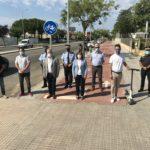 Cambrils, Salou i Vila-seca unifiquen criteris en l'ús del patinet elèctric