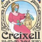 Creixell ja té llest el programa d'actes de la Festa Major de Sant Jaume