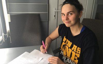 El CB Valls tanca el fitxatge de la internacional ucraïnesa Anna Hvichiani