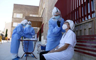 Vuit nous casos de coronavirus a la demarcació de Tarragona
