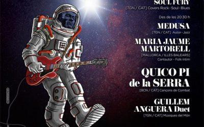 El Capsa Músic Festival garanteix música en viu per Sant Magí