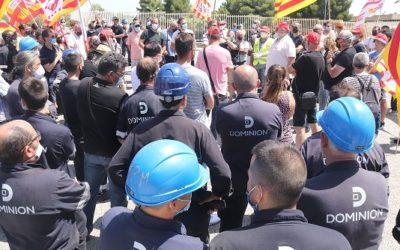 Els sindicats reclamen a la indústria química de Tarragona que vagi «a màxims» en seguretat per evitar més morts