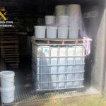 Confisquen més d'una tona i mitja de tabac de xixa en una granja de Riudoms