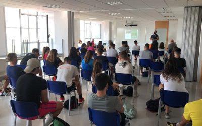 Comença el Curs intensiu d'entrenador de bàsquet de Nivell 0 a Tarragona