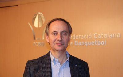 Joan Cortina és reelegit president de la Representació Territorial de Tarragona de la Federació Catalana de Basquetbol