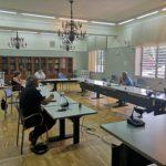 El gerent sanitari del Camp es compromet a ampliar les línies telefòniques i l'espai del CAP Torreforta