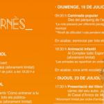 La Pobla de Montornès dona inici a una programació de juliol plena d'opcions culturals i d'oci