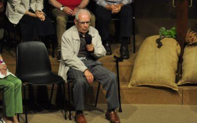 Mor un dels principals impulsors de la gran renovació del Ball del Sant Crist de Salomó, Enric Reverté