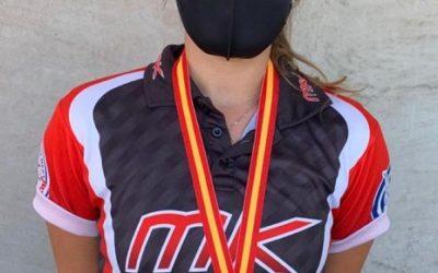 Èlia Canales torna a la competició amb una medalla d'or al Gran Premi d'Espanya celebrat a Madrid