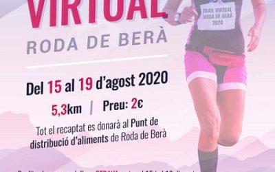 L'Ajuntament de Roda i Fun Sports organitzen el 1r Trail Virtual de Festa Major