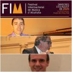 Escancel·lael concert delFIMAltafulla en homenatge a Beethoven previst per aquest dimecres