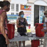 Campanya de reforç de la recollida d'escombraries porta a porta als barris de Babilònia, Sant Jordi i Clarà