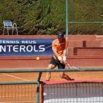El Campionat d'Espanya Júnior de tennis arriba a quarts de final