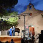 CRÒNICA:  El concert del Castellvell MusicFest a l'ermita de Santa Anna permet tocar les estrelles