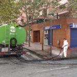 DILLUNS: Tarragona ciutat té el risc de rebrot per sota de la mitjana del territori